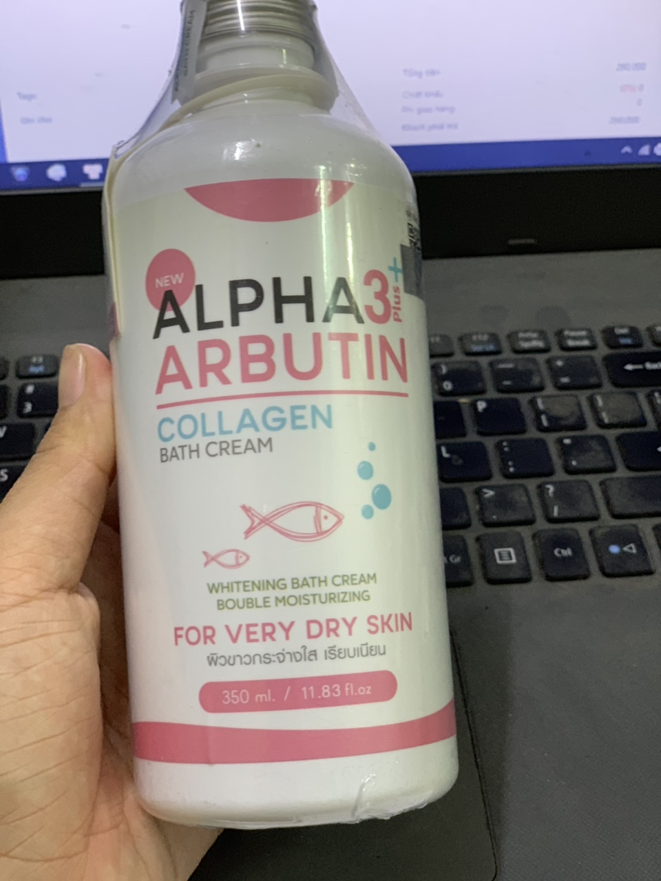 kem-duong-trang-da-sua-tam-duong-trang-da-alpha-arbutin-3-plus-collagen-bath-cream-350ml-thai-lan-2483