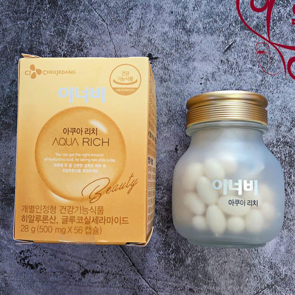 kem-duong-trang-da-vien-uong-cap-nuoc-va-collagen-innerb-aqua-rich-han-quoc-2500