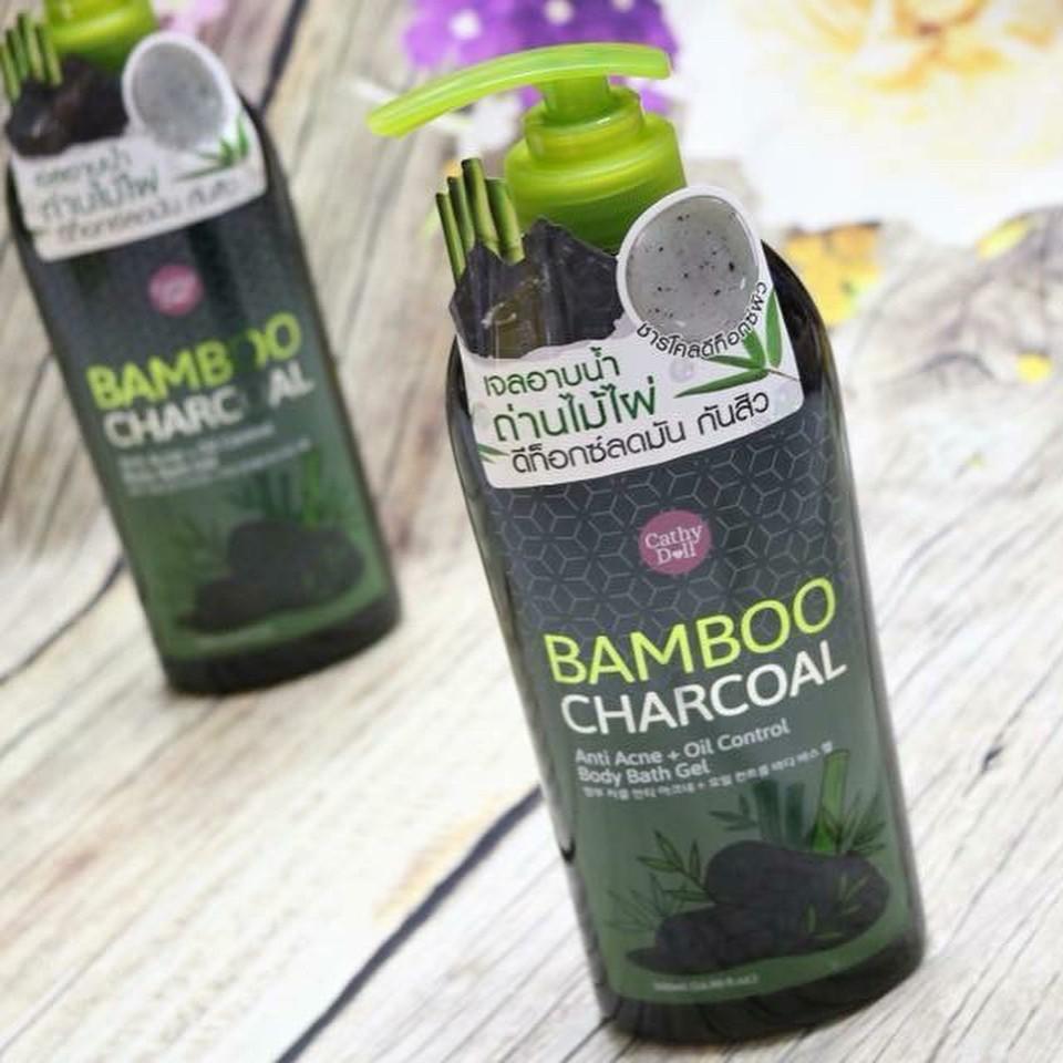 sua-tam-gel-tam-tri-mun-lung-cathy-doll-bamboo-charcoal-anti-acne-oil-control-body-bath-gel-500ml-2433