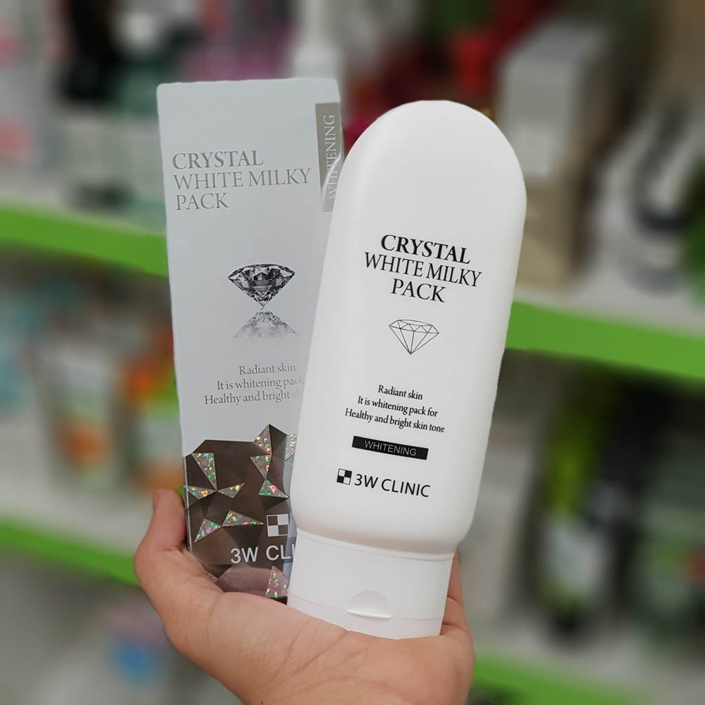 body-kem-3w-clinic-crystal-whitening-milky-pack-duong-trang-body-200ml-2226