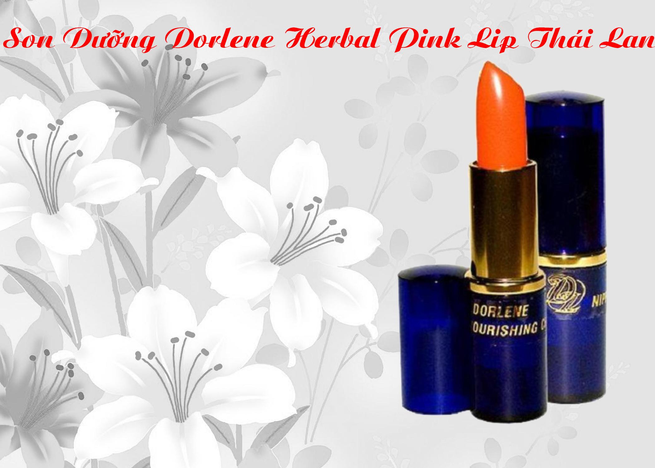 son-moi-son-duong-dorlene-herbal-pink-lip-thai-lan-737